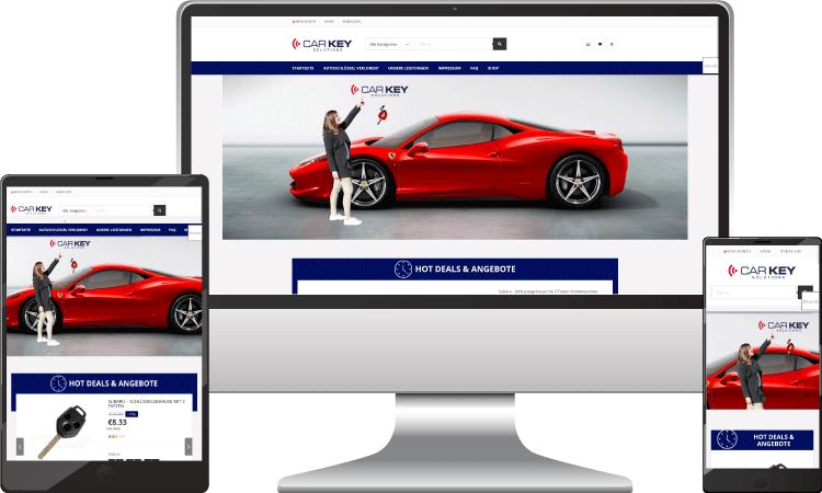 Autoteile Shop, carkey.at