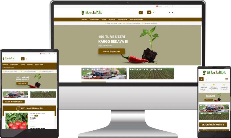 Pflanzen Grosshandel Online Shop, fidedefide.com