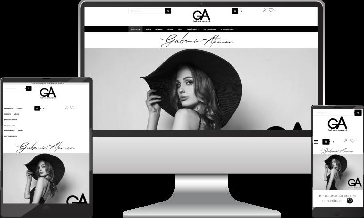 Parfüm Online Shop, ga-shop.at