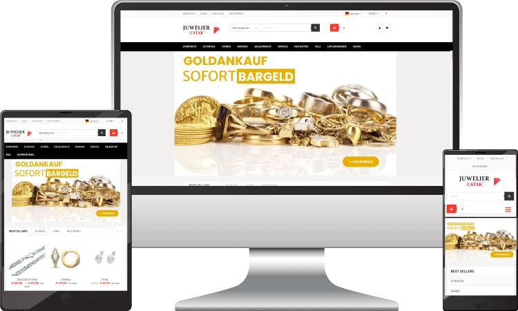 Juwelier Online Shop, juwelier-catak.at